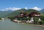 Pevnost Punakha