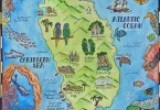 dominica-painted-map