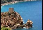 Strážní věž v Calvi