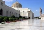 Uvnitř Grand Mosque