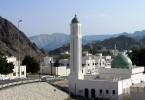 Klidnější část Muscatu