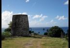 Stará pevnost na pobřeží