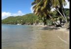 Pláže Svaté Lucie