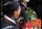 Trhy v Sapě