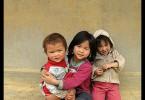 Rozverné veselé děti