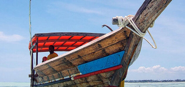 Zanzibar fotogalerie