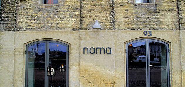 Zažít večer v restauraci Noma