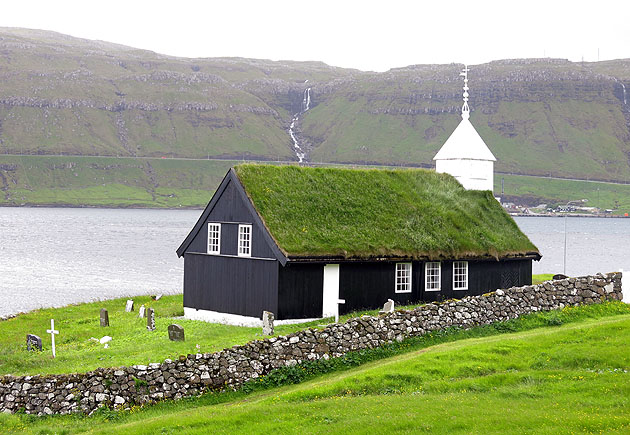 Kostel v Hoyvíku