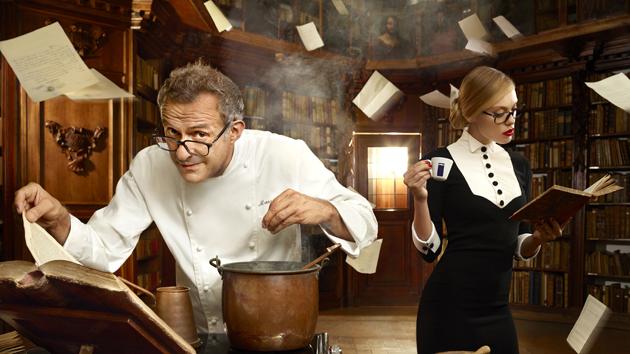 Massimo Bottura (reklamní fotka)
