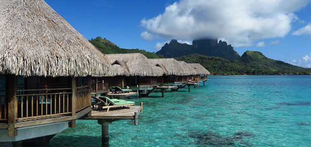 Samoa, Vanuatu, Bora Bora a Velikonoční ostrov fotogalerie