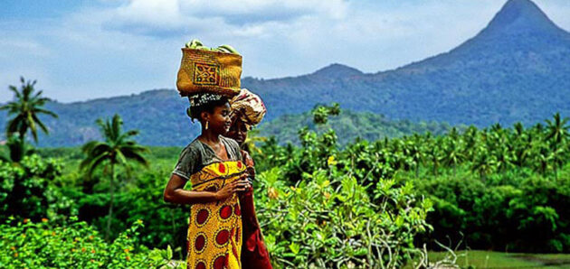 Ostrovy Lamu, Komory a Mayotte – fotogalerie