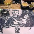 Zažít večer v restauraci SeaMe, Sexy Fish a Zdenek's Oyster Bar