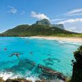 Království Tonga, Ostrov Lorda Howa a Taiwan